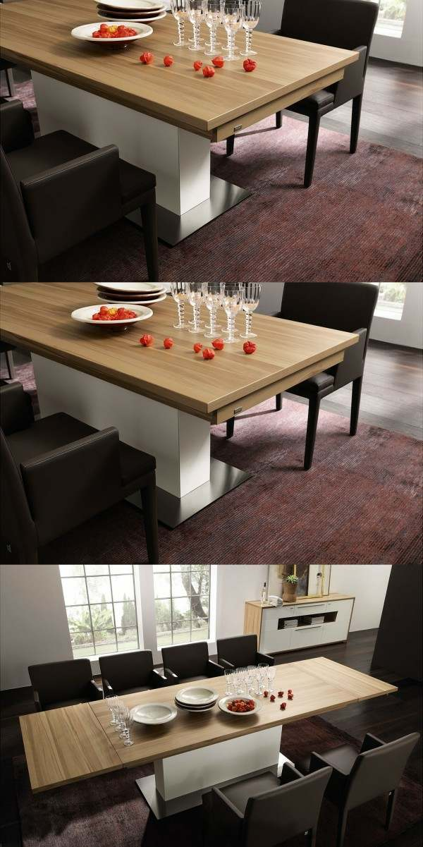 table manger extensible deco Hulsta
