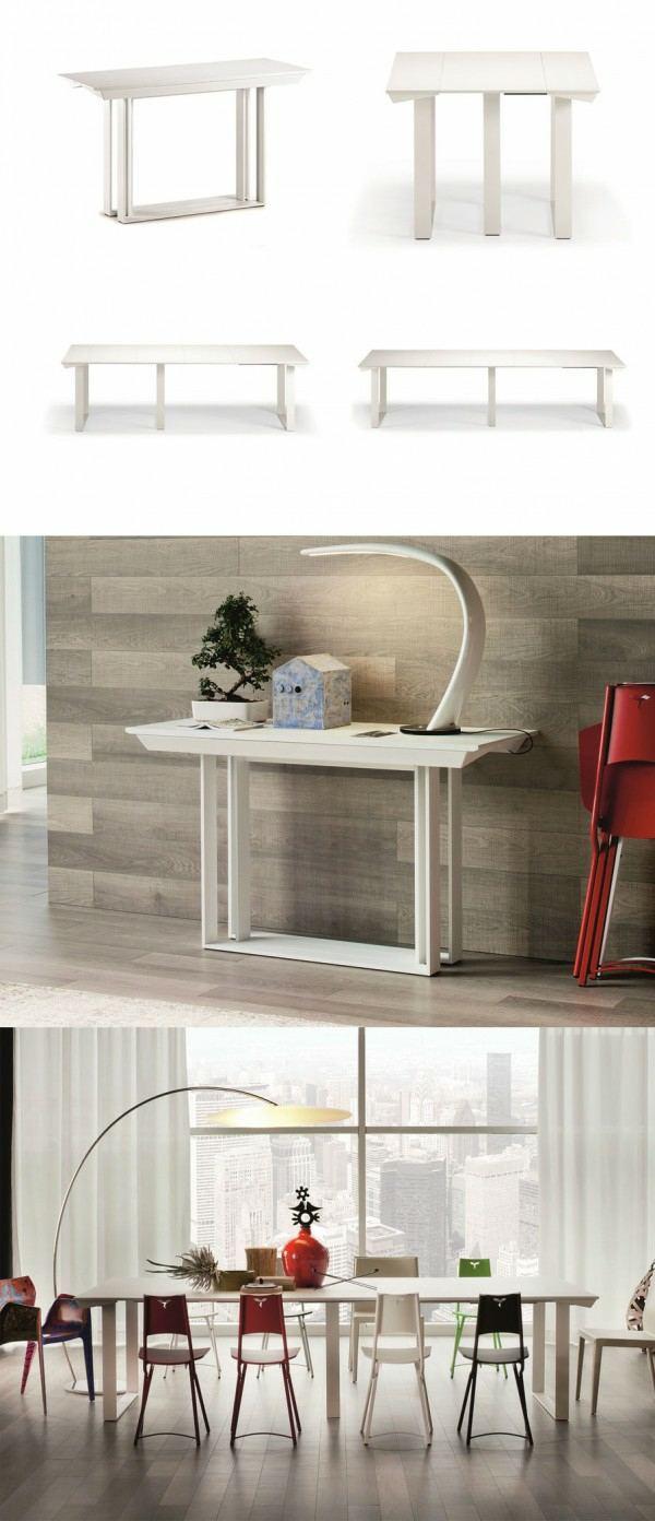 table manger multifonctionnelle elegante Resource Furniture