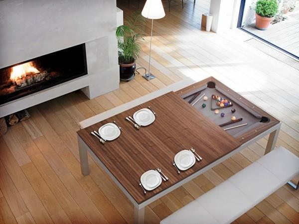 table rallonge billard multifonctionnelle Fusion Table