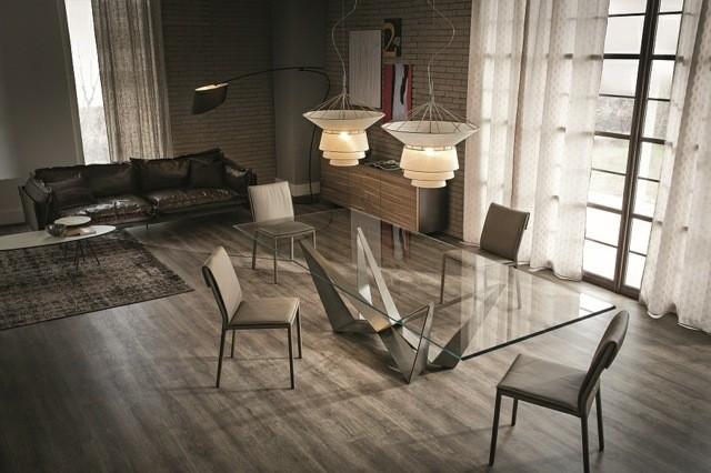 table salon deco moderne