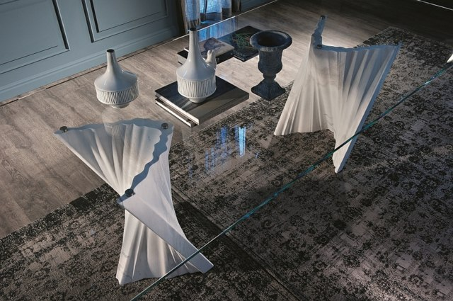 tables de salon design moderne