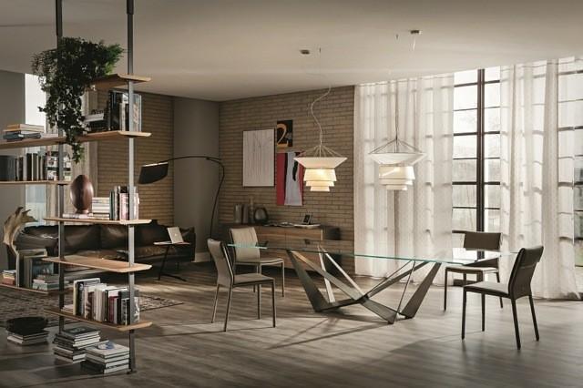 tables de salon design sculptural