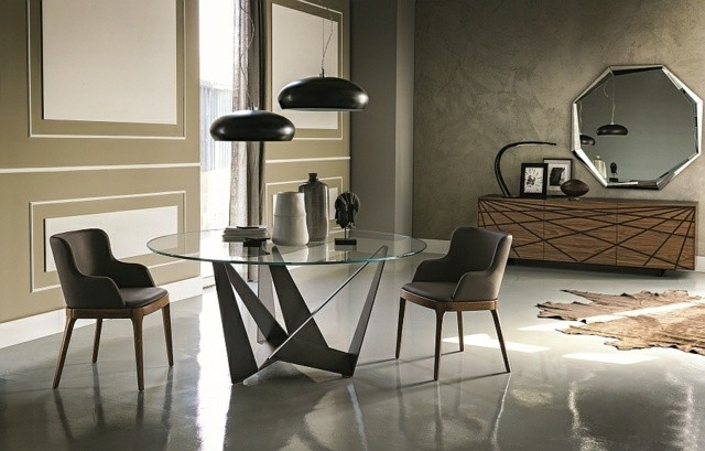 tables de salon design pour une d co de salon originale. Black Bedroom Furniture Sets. Home Design Ideas
