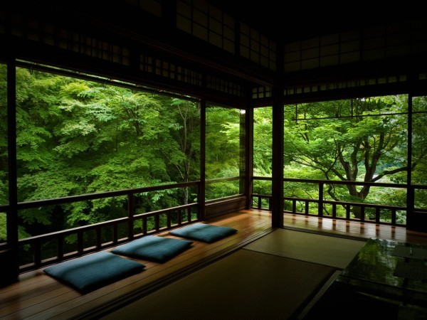 Rurikou temple Kyoto
