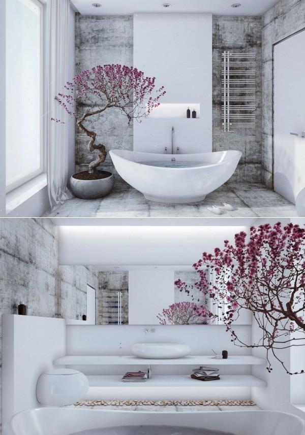 bangniore belle japonaise decoration bonsaï
