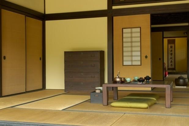 deco zen chambre salon style japonais