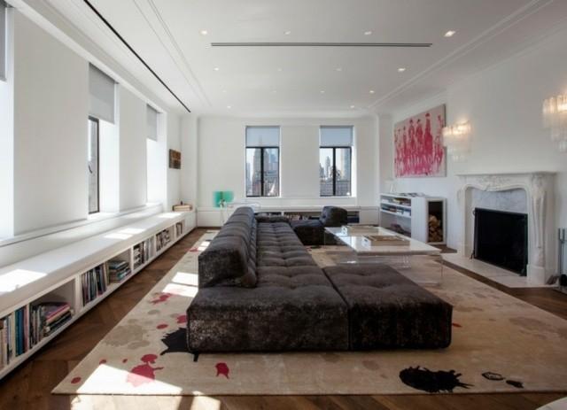 Beautiful Deco Grand Salon de Design - Idées de design intérieur ...