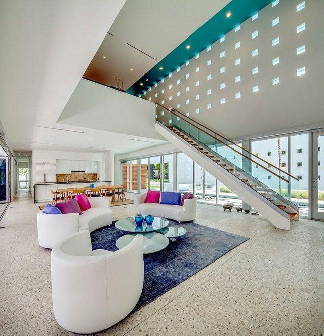 idee séjour design contemporain