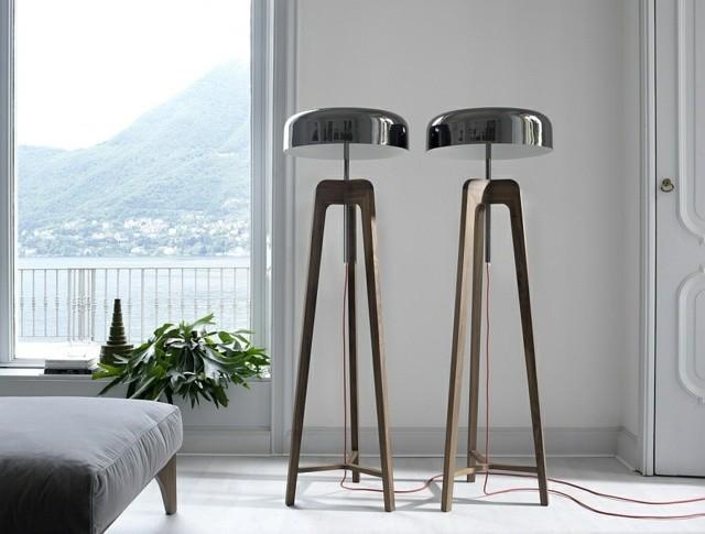 lampadaire Pileo design original