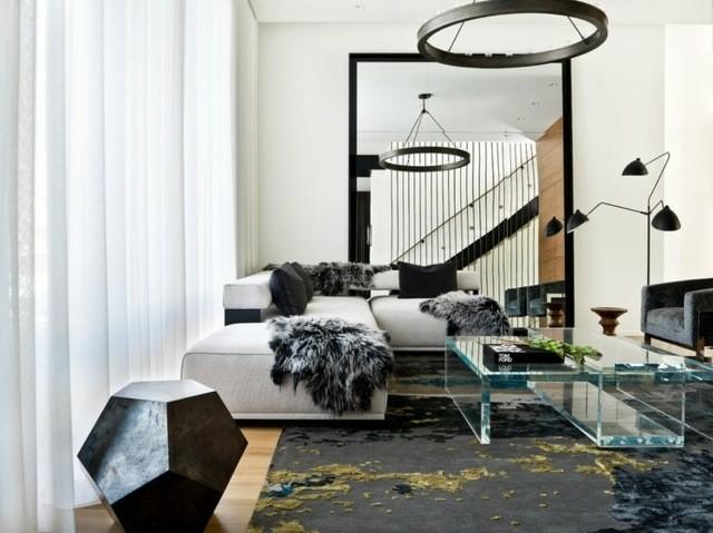 Le séjour – 140 idées design pour l\'aménager - Decoration ...