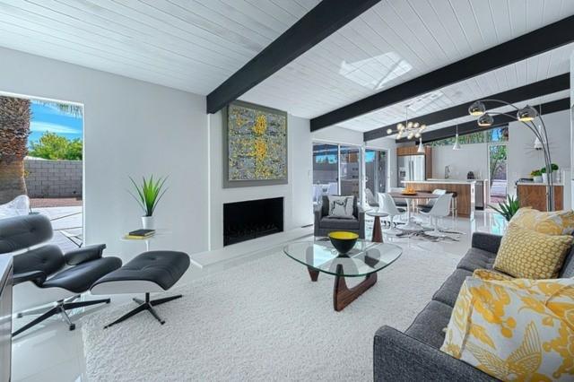 séjour design contemporain