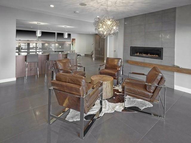 salon design elegant