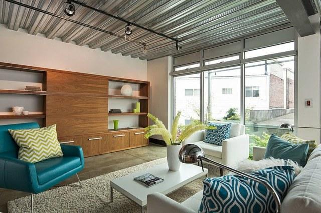 salon plafond design