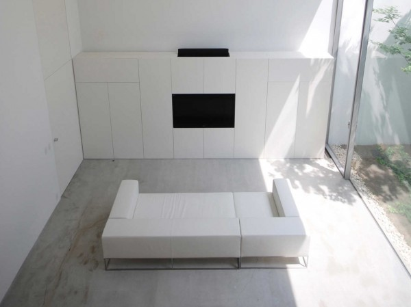 salon zen maison Shinichi Ogawa Associates