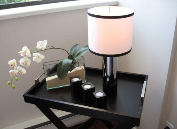 salon zen table bout de canape design