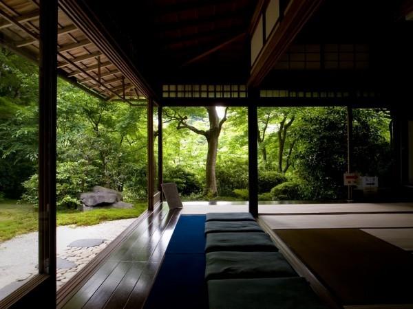 temple Ruriko enfoui nature