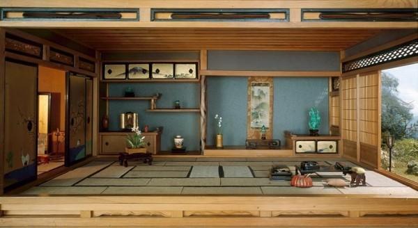 vue fase salon japonais