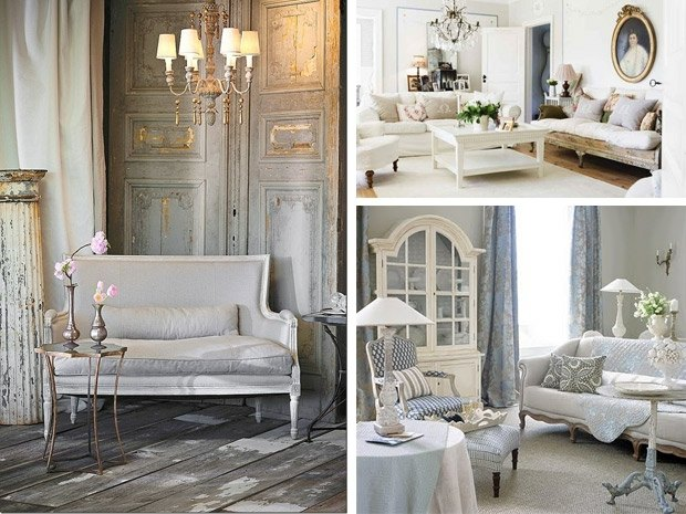 déco style shabby mobilier baroque
