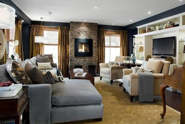 décoration luxueuse nuances riches dorées