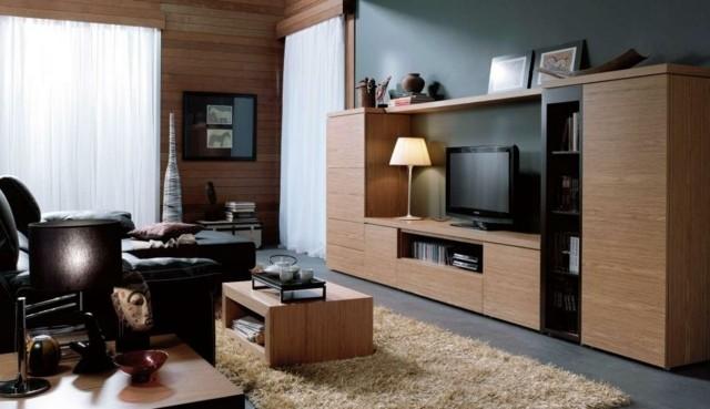 35 id es pour le meuble t l design moderne decoration salon - Conseils de decoration de meubles de salon ...
