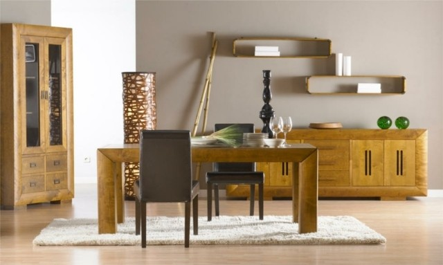 idee meubles bois modernes