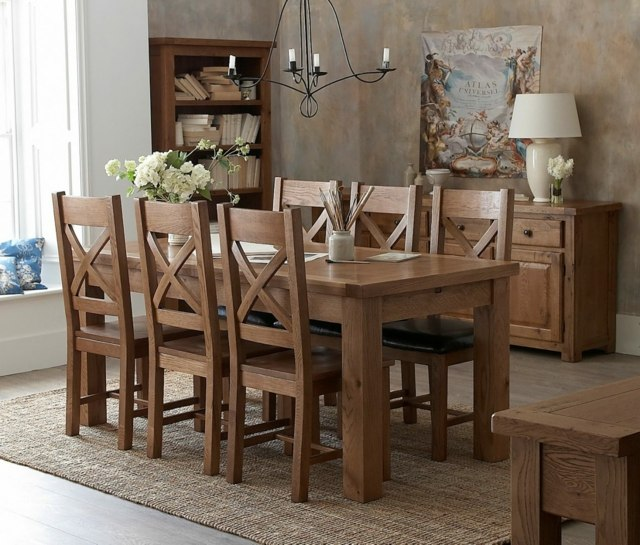 table manger bois massif