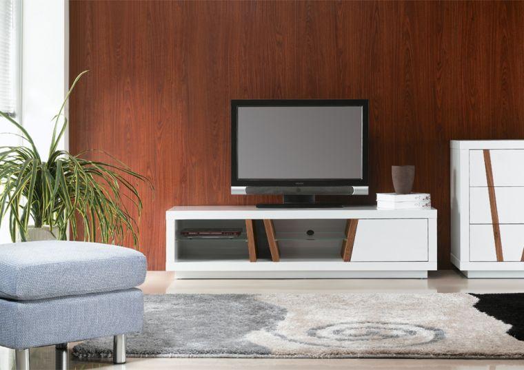 meuble télé design table console