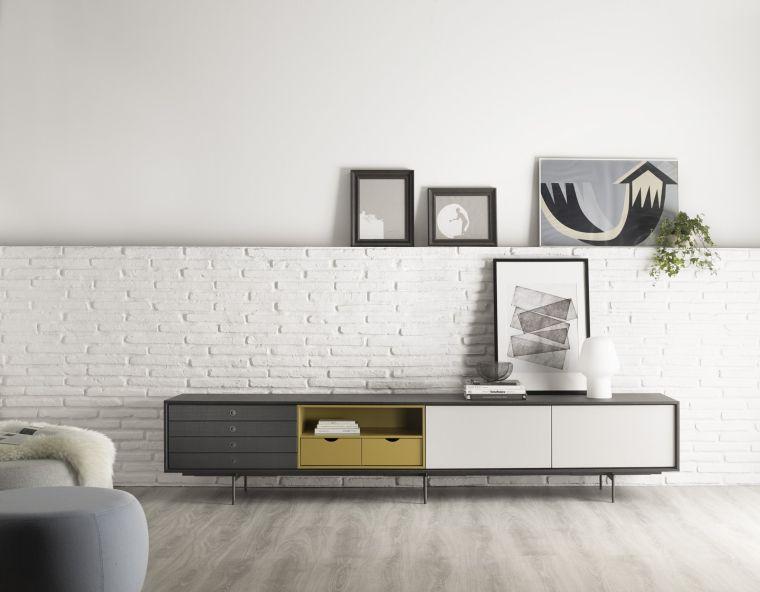 meuble télé design salle de sejour moderne