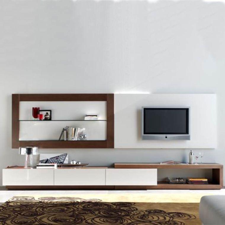 meuble télé design idee salon