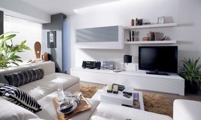 meuble tv design contemporain
