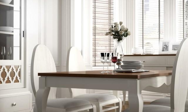 meubles deco bois blancs