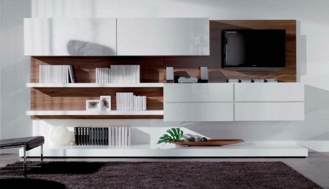 modele elegant meuble tv