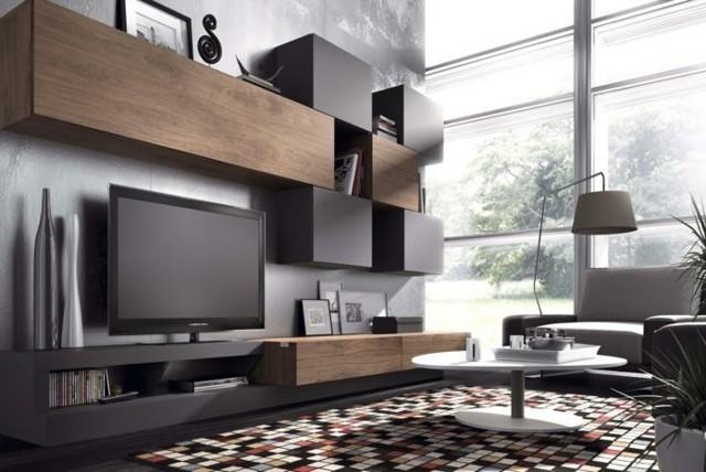 modele meuble tele design