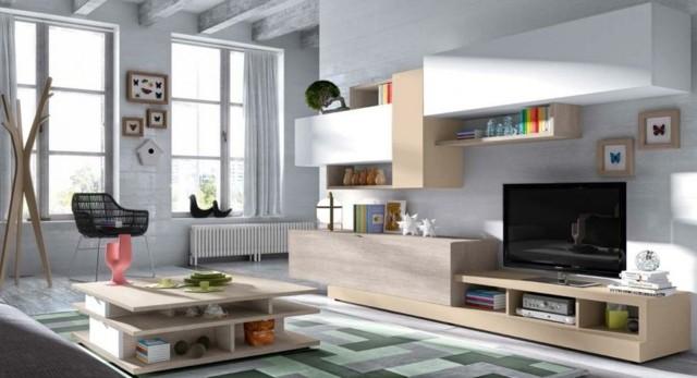 modele meuble tv design