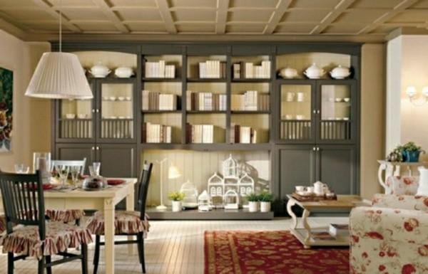 salon rustique meuble Engllish Mood Minacciolo