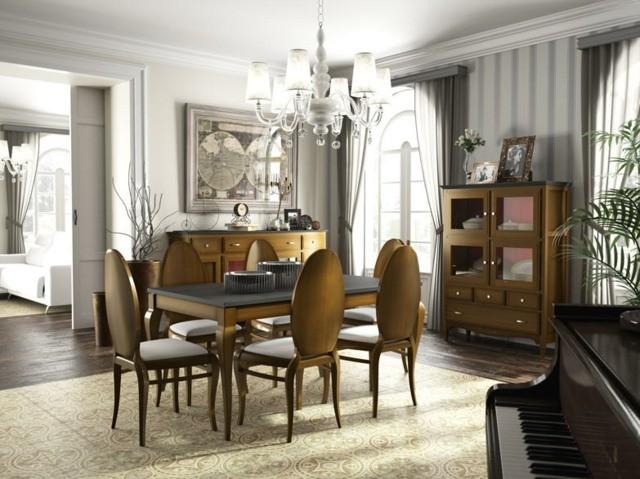 salle manger meubles originaux