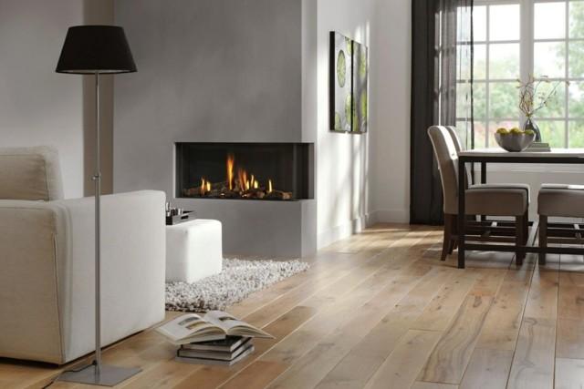 salon cheminee deco minimaliste