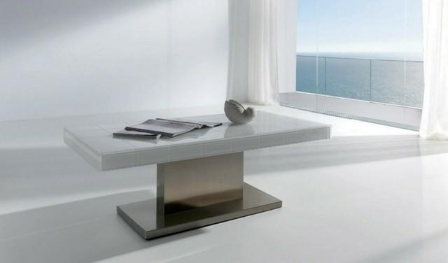 table projet basse design meubles séjour haute