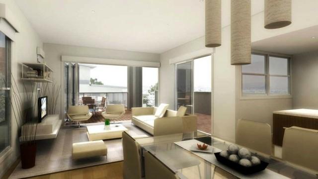 beige luxe importe le style maison sophistiquée classique