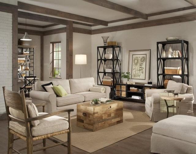 Design salon beige atypique meubles originaux spécifique