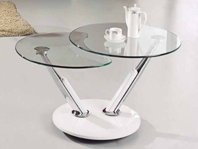 double-table-basse-en-verre-acier-inoxydable-idée-originale-salon