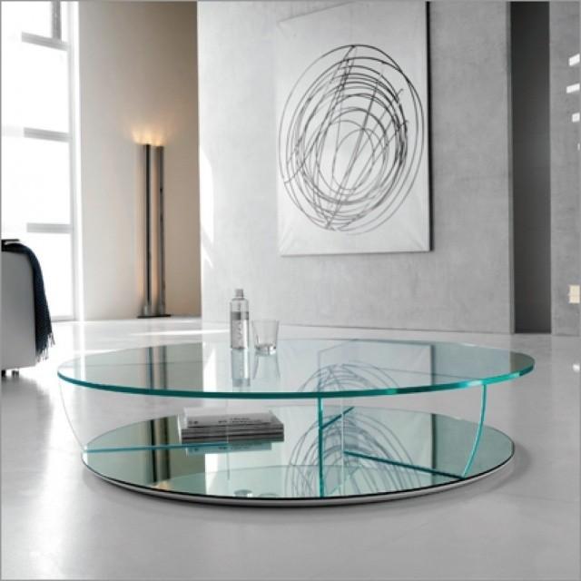 double-table-basse-en-verre-ronde-tableau