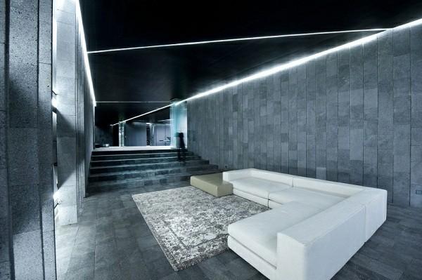salon deco style industriel