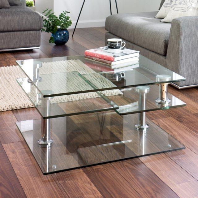 table-basse-carree-en-verre-idée-originale-salon