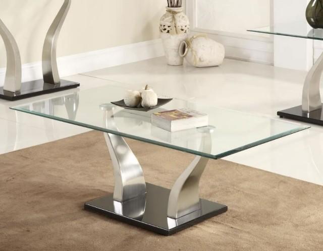 table-basse-en-verre-rectangulaire-acier-inoxydable-idée-originale-salon