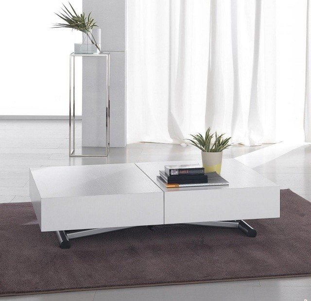 table basse relevable idee-originale-tapis-rectangulaire