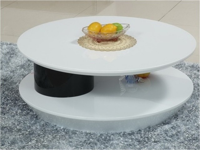 table-basse-ronde-idée-originale-couleur-blanche