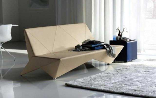 meubles-contemporains-idée-originale-couleur-crème-canapé
