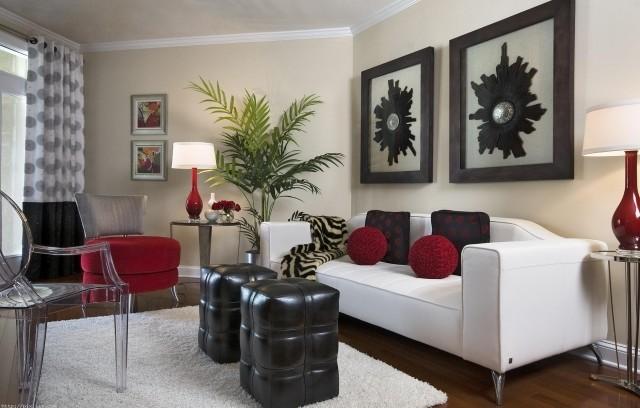 meubles-contemporains-idée-originale-repose-pieds-noir