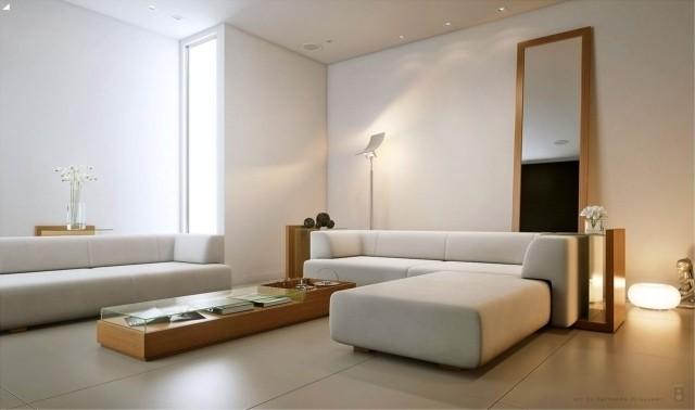 meubles contemporains idée-originale-style-minimaliste-canapé-méridien